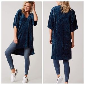 Free People | Luxe Tunic Top